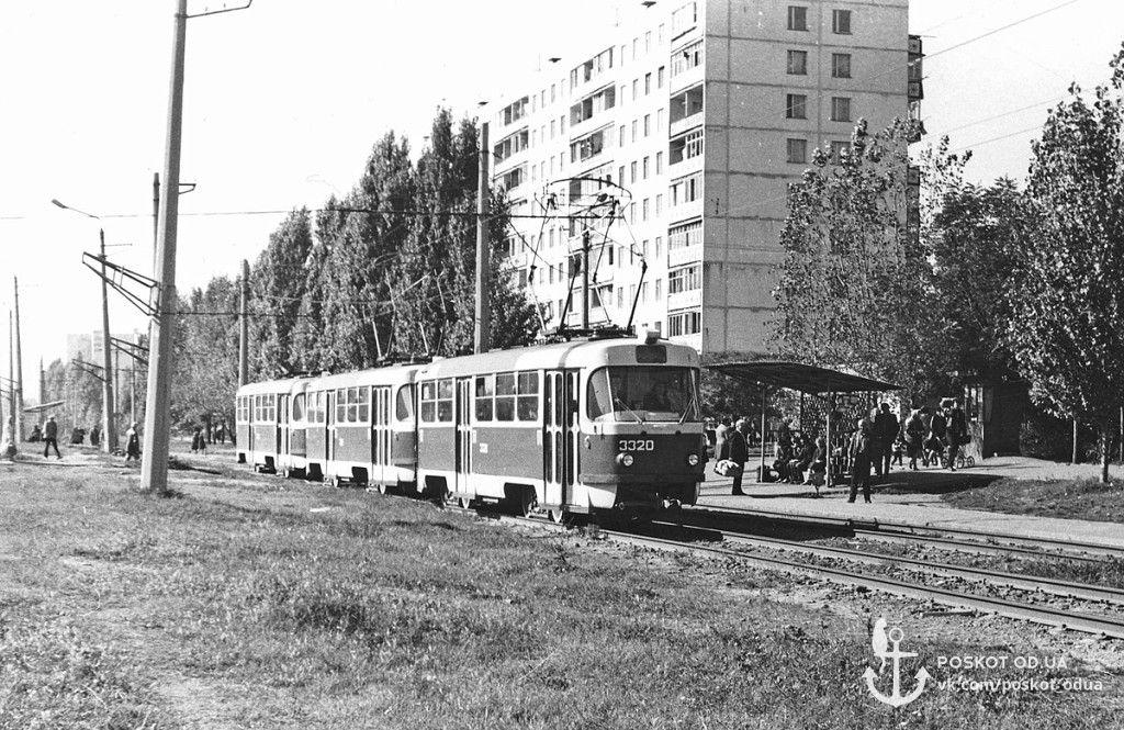 Махачкалинская, лето 19862