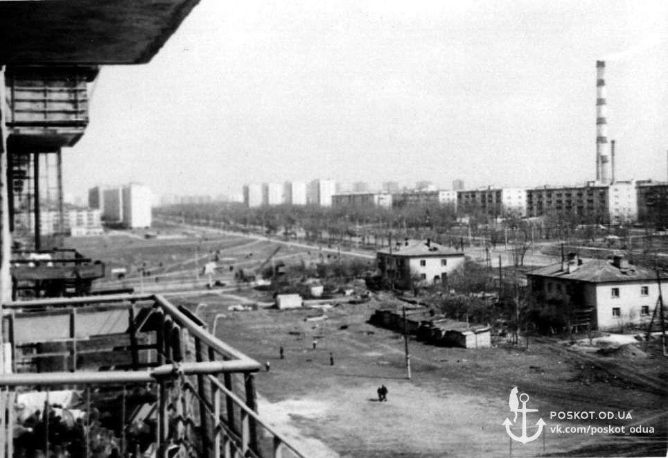 1977 год Марсельская) и пр. Добровольского.