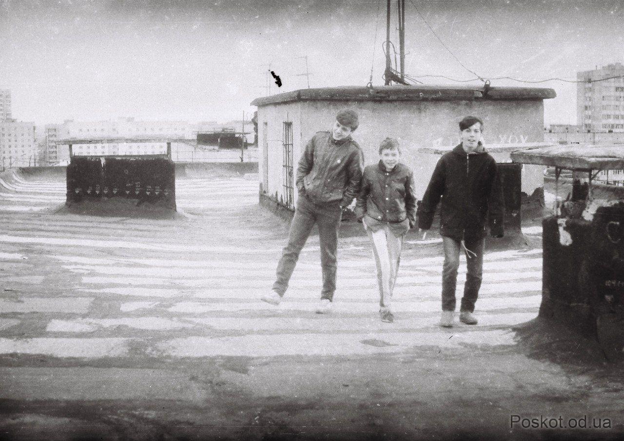 Затонского 18 1980г.