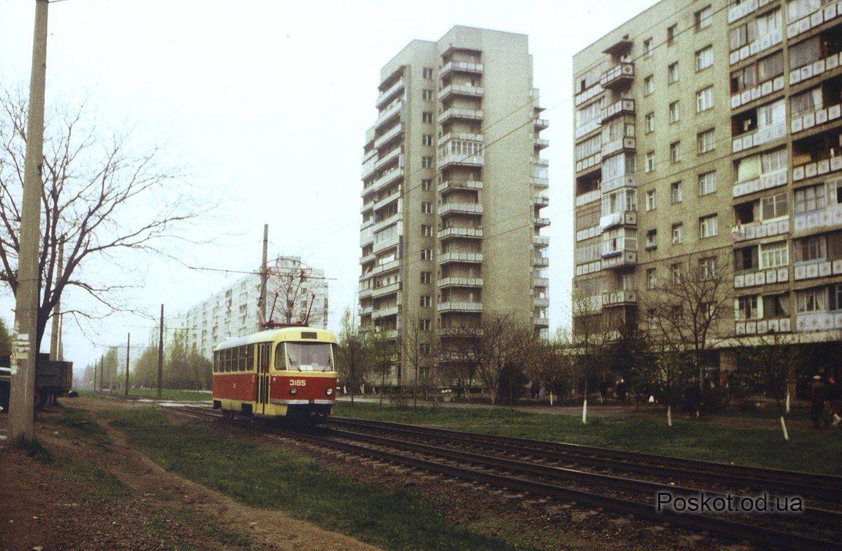 Паустовского, посёлок Котовского