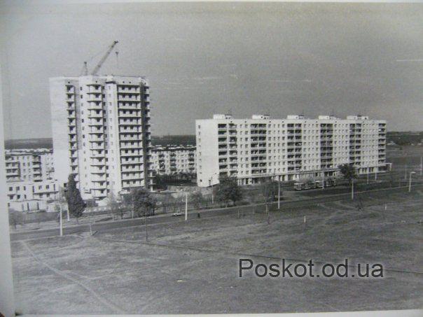 Паустовского, проспект Добровольского