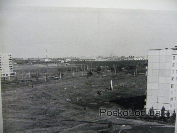 Паустовского, посёлок Котовского.