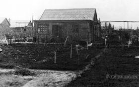 11 Линия 1967 год, посёлок Котовского, Одесса.