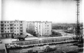 Улица Марсельская, посёлок Котовского.