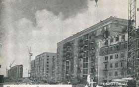 Проспект Добровольского, посёлок Котовского.