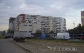Суворовский район.