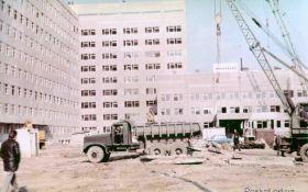 Строительство Областной больницы