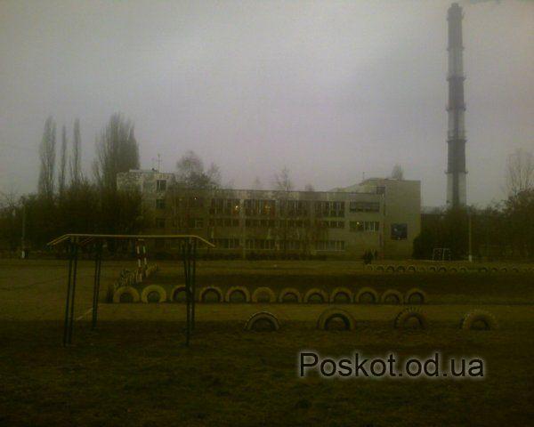 Школа 13, посёлок Котовского, Суворовский район