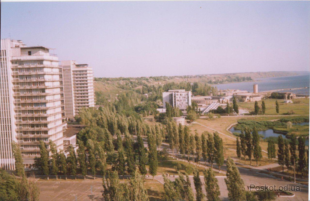 Куяльник, Одесса