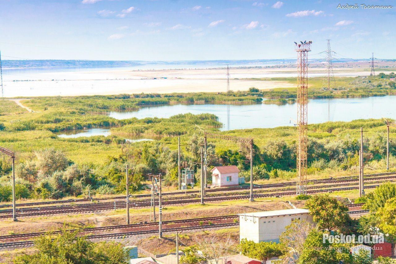 Куяльник, посёлок Котовского, Одесса