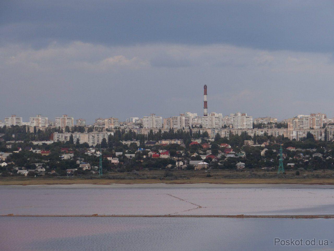 Куяльницкий лиман, Одесса