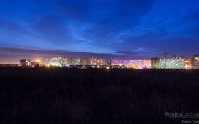 Одесса ночью