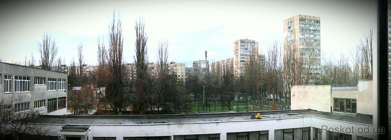 Школа посёлок Котовского, Суворовский район