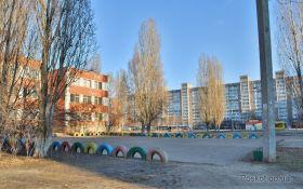 Школа №73, посёлок Котовского, Суворовский район