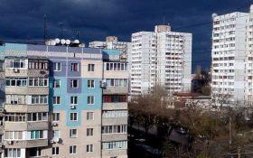 Посёлок Котовского, стихия