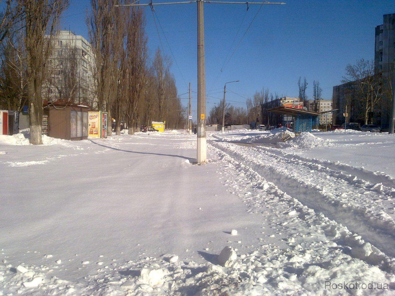 жилмассив посёлок Котовского
