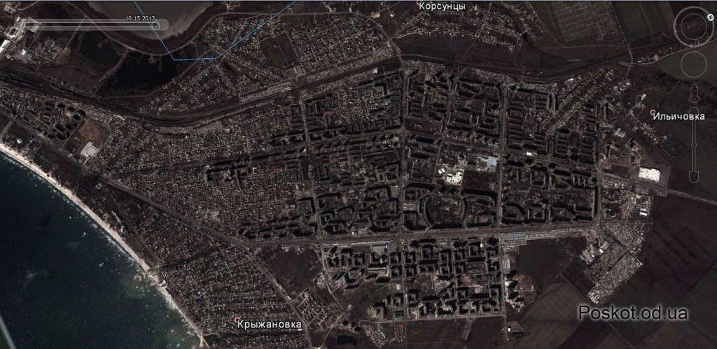 История развития поселка Котовского