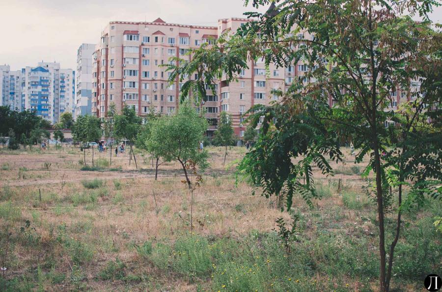 Парк Энтузиастов в Одессе: история борьбы за зеленую зону.