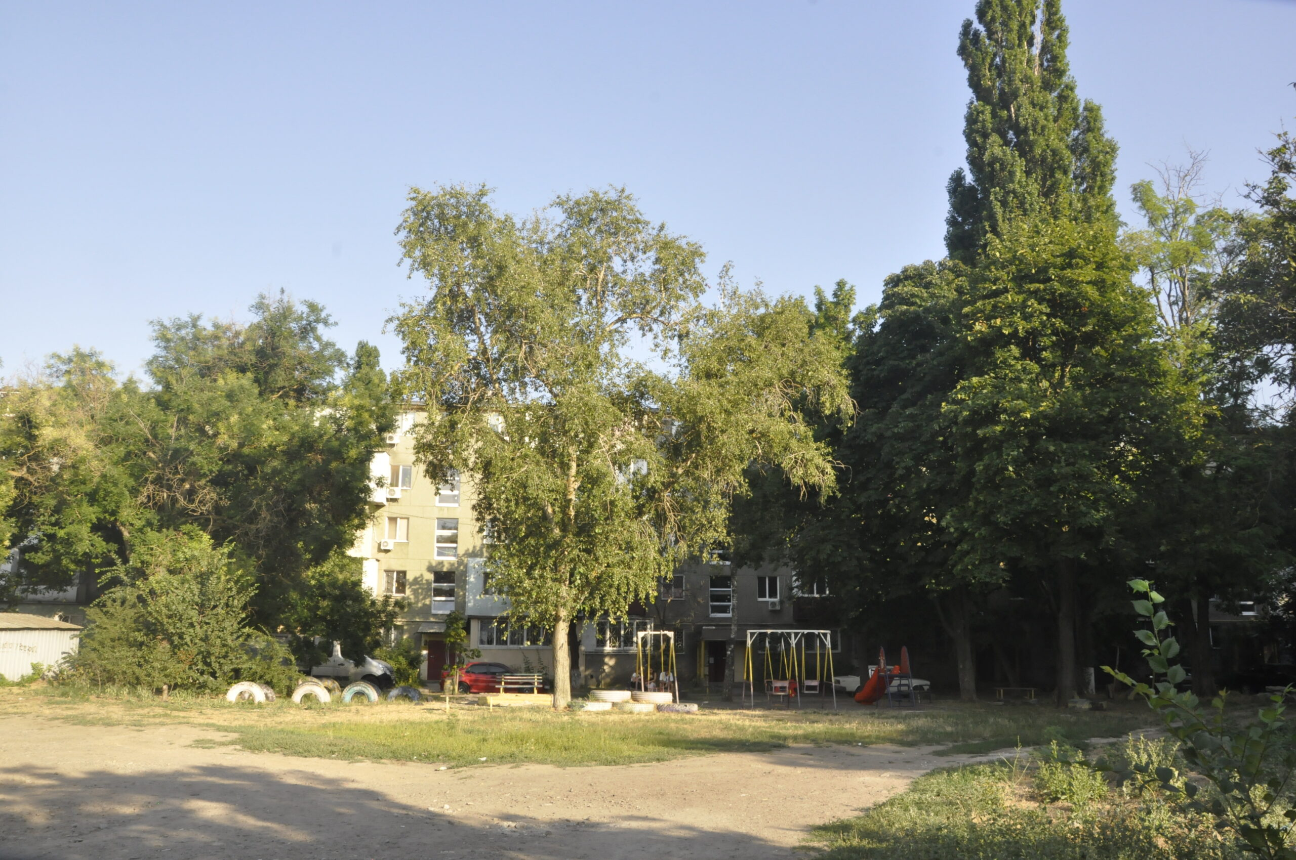 Махачкалинская: улица без улицы