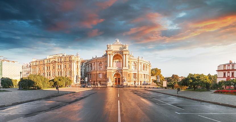 Одесские театры в легендах и былях